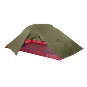 MSR Carbon Reflex 2 Tent green